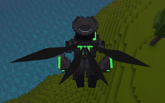 Spriggan (SAO/ALO) - Wings Mod by Ocgineer - Trove